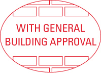 General building approval